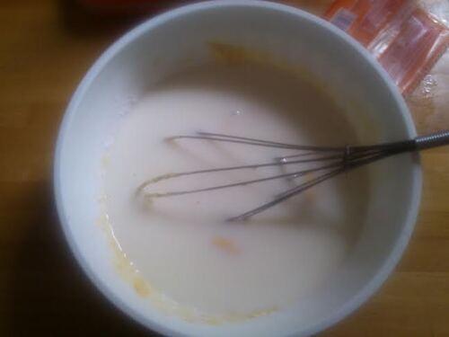 Quiche sans pâte Carotte/brocolis pour faire vite le midi
