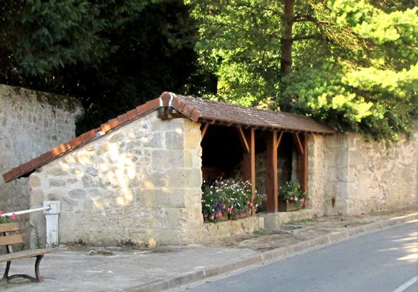 Lavoir de la rue Monseigneur Dauger