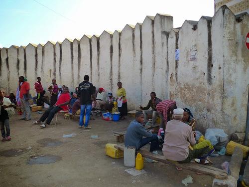 les portes d'Harar
