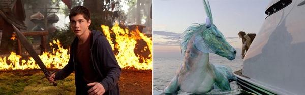 [Blu-ray 3D] Percy Jackson : La mer des monstres