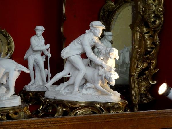 Un superbe voyage au château de Chantilly a été proposé aux adhérents des Amis du Musée du Pays Châtillonnais....