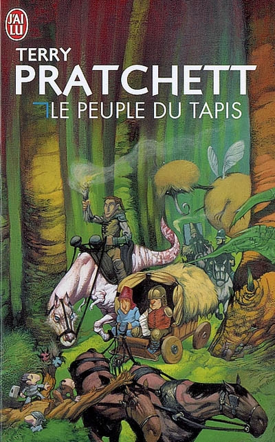 Le peuple du tapis / Terry Pratchett
