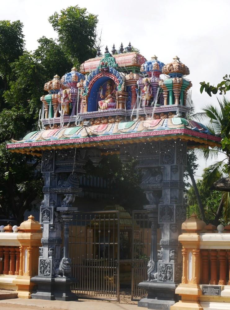 Temple de Kalmunai - Sri Lanka