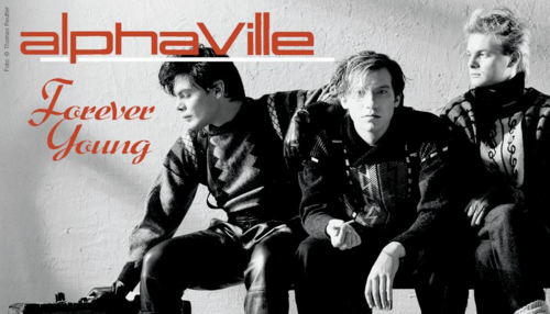 ALPHAVILLE - Forever Young (Jennifer Connolly)  (Romantique)
