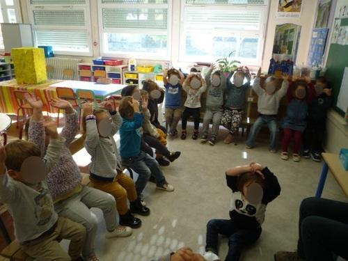 Classe des TPS/PS de Mme Gasnier