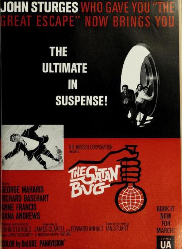 THE STAN BUG BOX OFFICE USA 1965