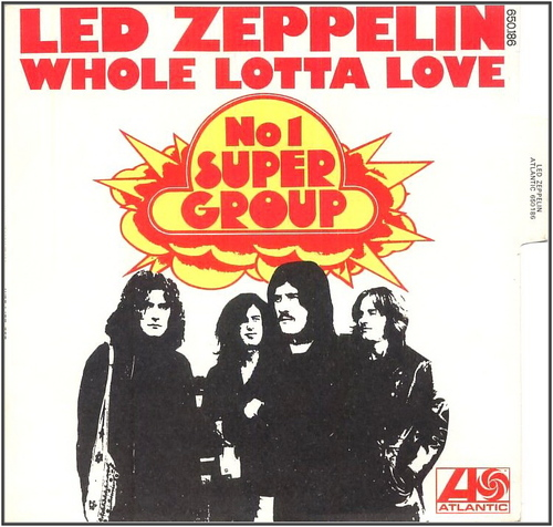 Led Zeppelin - Whole Lotta Love (1969)