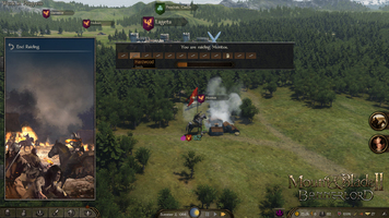 NEWS : Mount and Blade 2 : Bannerlord, action et conséquence*