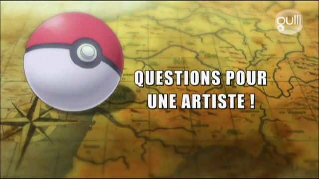 Questions pour une artiste !