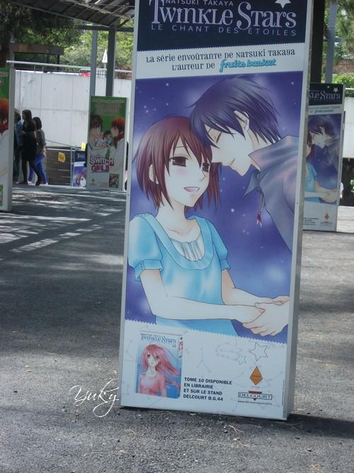 Japan Expo 12 ème Impact !!
