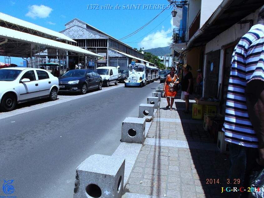 VACANCES MARTINIQUE SAINT PIERRE 3/3 ville Mars Avril 2014 20/11/2014