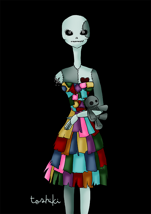 Vodoo doll