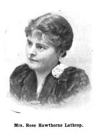 Gravure d'une femme de trois quart face, tête nue, cheveux courts