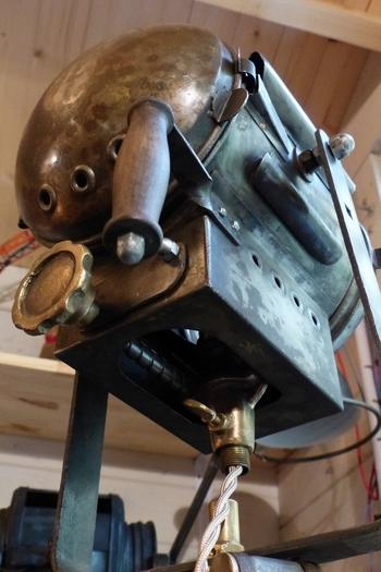 Projecteur Gruber 5 O'Range Metalic
