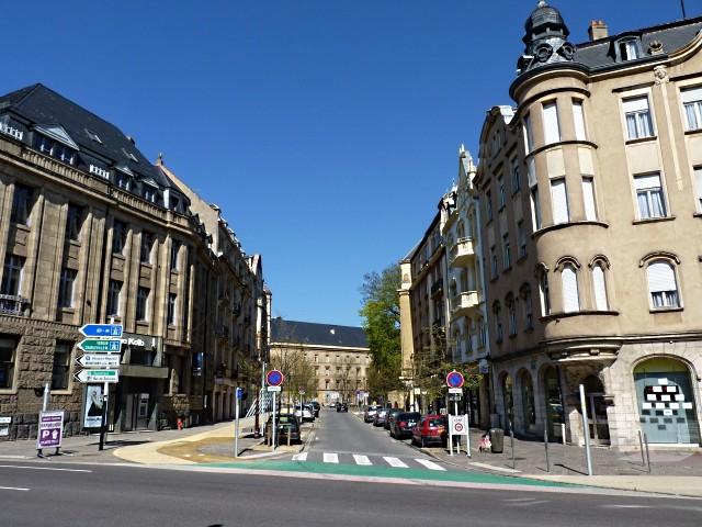 3 Avenue Foch Metz 60 Marc de Metz 2011