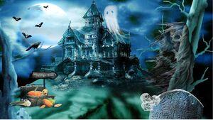 Halloween Fonds d'Ecrans 3