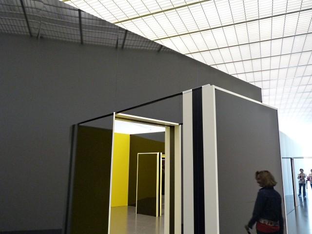 Buren au Centre Pompidou-Metz 25 2011
