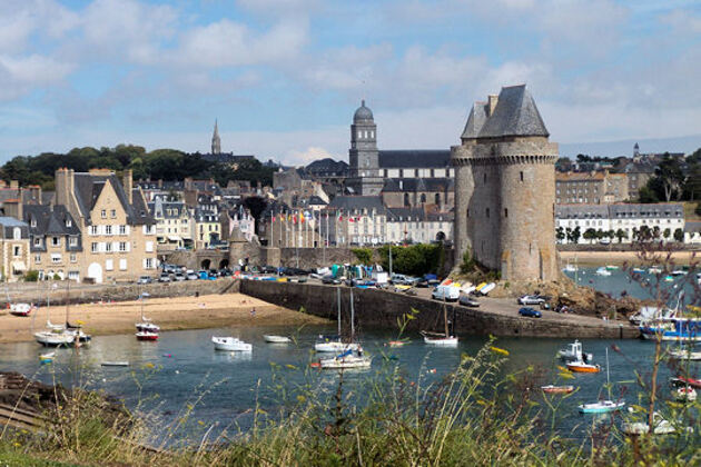 Nature en images 2 saint malo ville maritime par for Piscine a saint malo