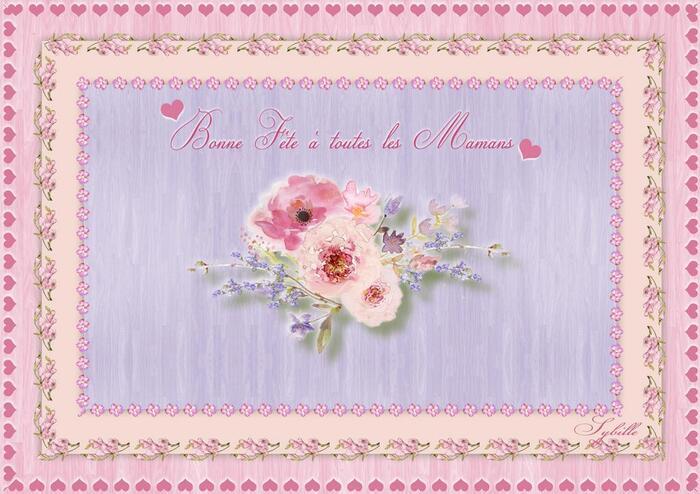 ♥Bonne Fête à toutes les Mamans♥