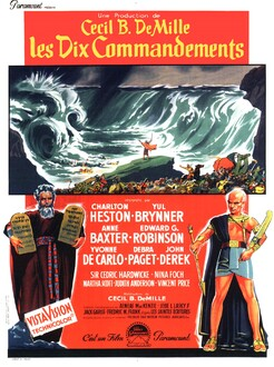 CHARLTON HESTON BOX OFFICE