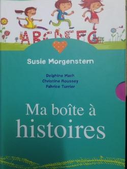 Traduction du livre de Suzie Morgenstern