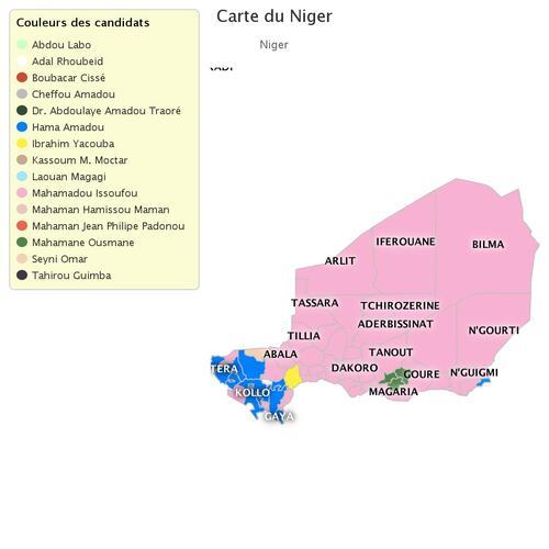 Elections au Niger