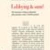 lobbying et sané Roger Lenglet