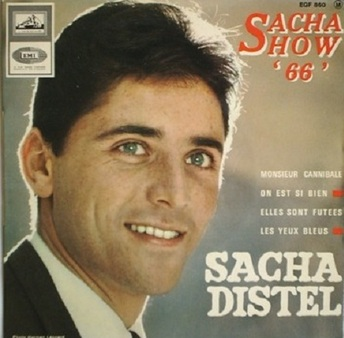 Sacha Distel, 1966