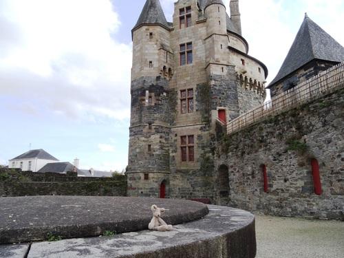 Une copine bretonne