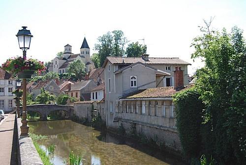 Eglise St Vorles - Chatillon-sur-Seine