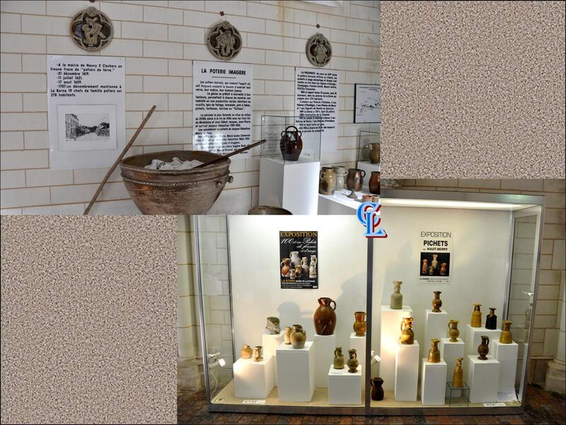 Musée de la Poterie (La Borne)...