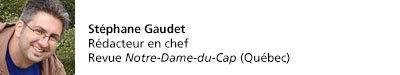 Stephan Gaudet