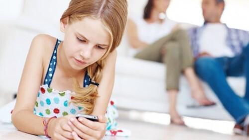 Mauvaise nouvelle pour nos enfants : L'effet des smartphones