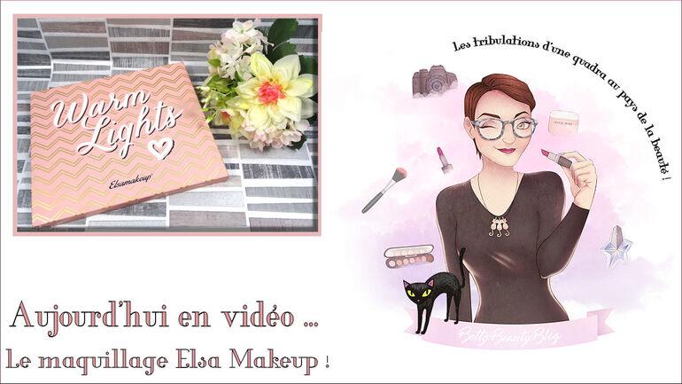 Mon HAUL Elsa makeup, premières impressions