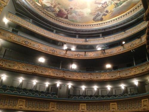 Opéra Graslin (balade à Nantes)