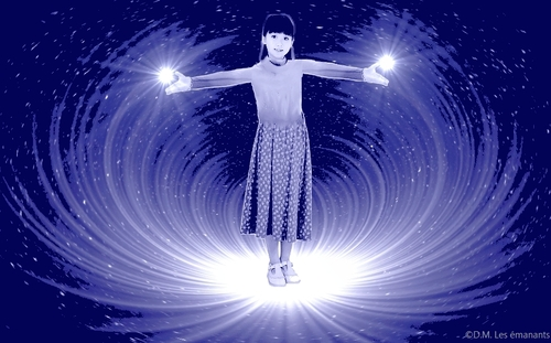 Les enfants superpsychiques de Chine