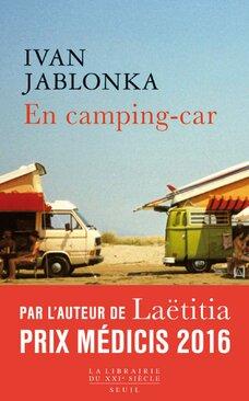 En camping car de