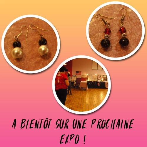 Exposition au bal de Neuillé-Pont-Pierre le 3 novembre 2019