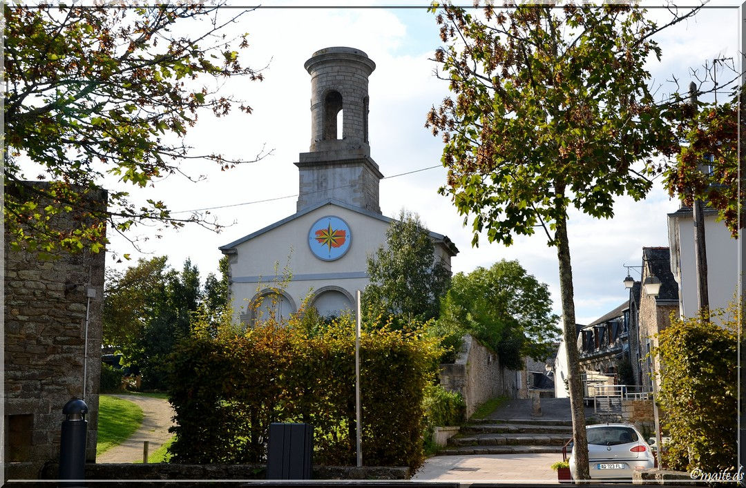 Eglise Saint-Guénolé de Concarneau