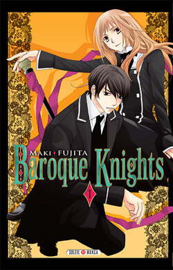 Baroque knights vol.1 (manga)