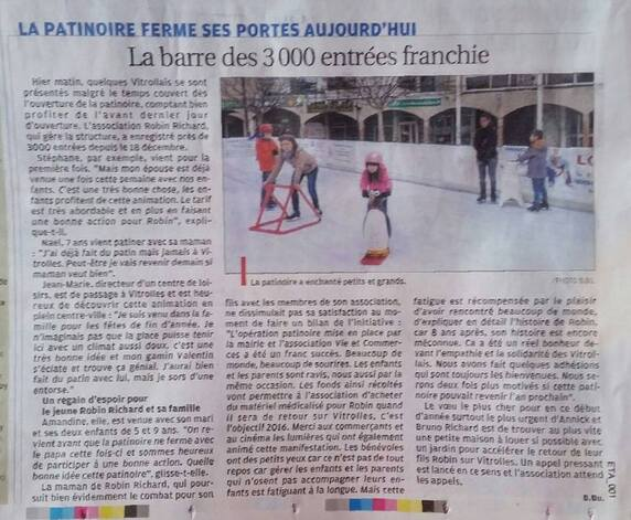 PATINOIRE A VITROLLES