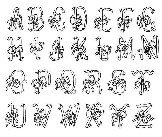 à vous de choisir pour le prochaine alphabet