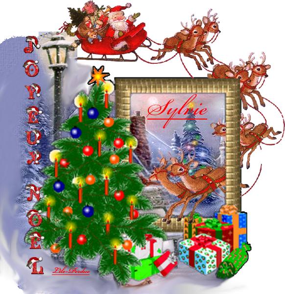 Kd'o de Noel reçus