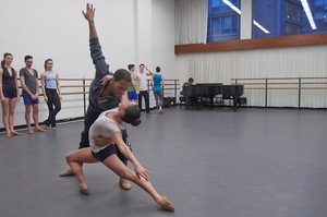 dance ballet class pam tanovitz