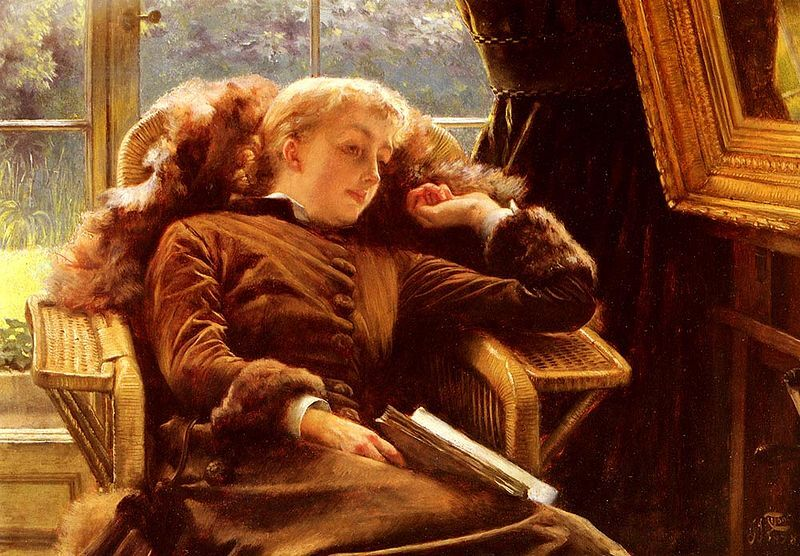 File:James Tissot - Kathleen Newton In An Armchair.jpg