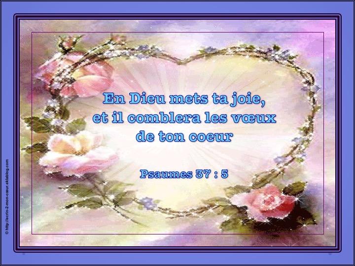Ronde Versets du coeur 13