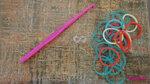 Des bracelets élastiques aux couleurs pétillantes !
