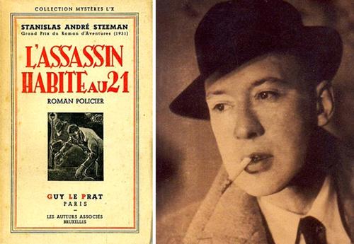 L'assassin habite au 21, Henri-Georges Clouzot, 1942