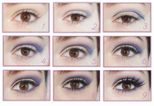 Make-Up Yeux 1