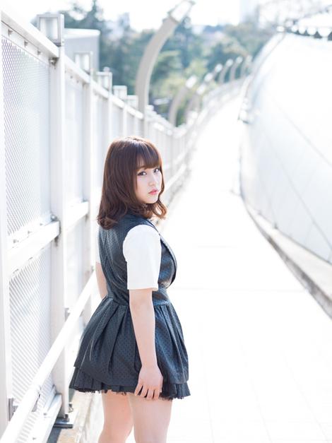 Models Collection : ( [TOKYO IDOL NET] - |2017.04.25| PORTRAIT / Yui Komori/古森結衣 ( Tenkou Shoujo Kagekidan/転校少女歌撃団 ) )